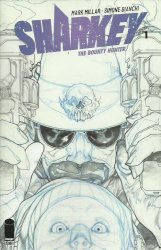 Image Comics's Sharkey the Bounty Hunter Issue # 1b