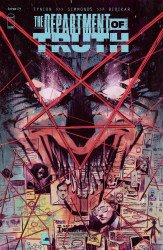 Image Comics's Department of Truth Issue # 3c