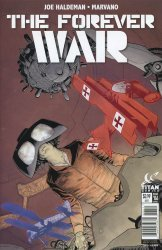 Titan Comics's Forever War Issue # 6