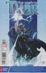 Marvel's The Mighty Thor Issue # 11c