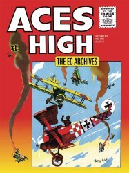 Dark Horse Comics's EC Archives: Aces High Hard Cover # 1