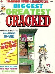 Major Magazines's Biggest Greatest Cracked Issue # 11