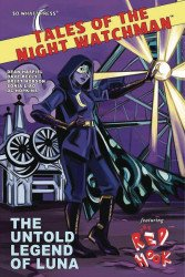 So What Press's Tales Of The Night Watchman: The Untold Legend Of Luna One Issue # 1b