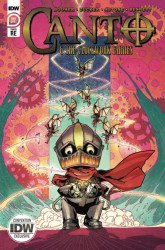 IDW Publishing's Canto and the Clockwork Fairies Issue # 1idw con