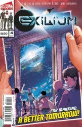 Alterna Comics's Exilium Issue # 4