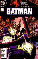DC Comics's Batman Issue # 406