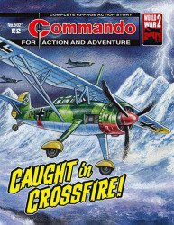 D.C. Thomson & Co.'s Commando: For Action and Adventure Issue # 5021