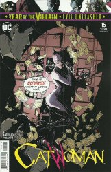 DC Comics's Catwoman Issue # 15