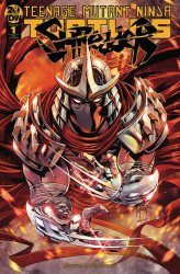 IDW Publishing's Teenage Mutant Ninja Turtles: Shredder in Hell Issue # 1planet awesome-a