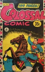 K.G. Murray Publishers's Colossal Comic Issue # 37