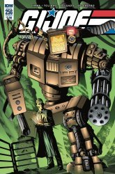 IDW Publishing's G.I. Joe: A Real American Hero Issue # 256