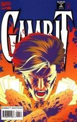 Marvel Comics's Gambit Issue # 4