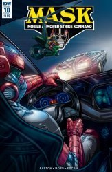IDW Publishing's M.A.S.K.: Mobile Armored Strike Kommand Issue # 10