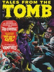 Eerie Publications's Tales from the Tomb Issue # 3
