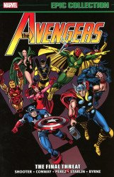 Marvel Comics's Avengers West Coast: Epic Collection  TPB # 9