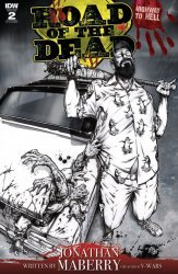 IDW Publishing's Road of The Dead: Highway to Hell Issue # 2ri