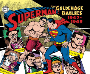 IDW Publishing's Superman: The Golden Age Dailies  Hard Cover # 3