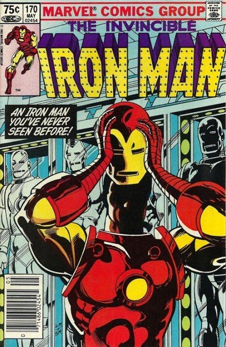 iron man issue 1 pdf