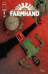 Image Comics's Farmhand Issue # 2 - 2nd print