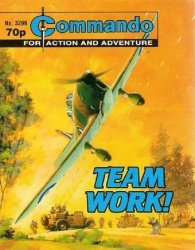 D.C. Thomson & Co.'s Commando: For Action and Adventure Issue # 3299