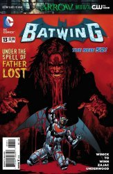 DC Comics's Batwing Issue # 13