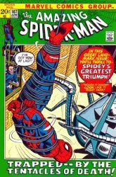 Marvel's The Amazing Spider-Man Issue # 107