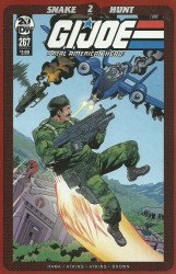 IDW Publishing's G.I. Joe: A Real American Hero Issue # 267
