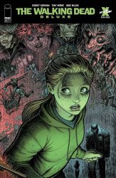 Image Comics's Walking Dead: Deluxe Issue # 4d