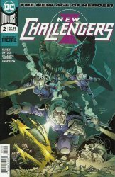 DC Comics's New Challengers Issue # 2