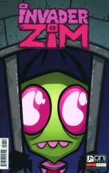 Oni Press's Invader Zim Issue # 17
