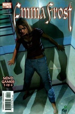 EMMA FROST #11 NEAR MINT 2003