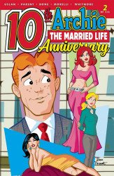 Archie Comics Group's Archie the Married Life: 10th Anniversary Issue # 2