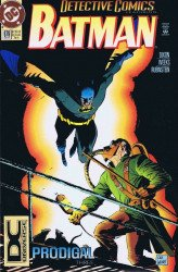 DC Comics's Detective Comics Issue # 679b