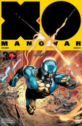 Valiant Entertainment's X-O Manowar Issue # 1heroes
