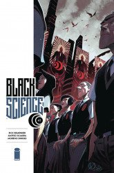 Image Comics's Black Science Issue # 41