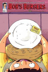 Dynamite Entertainment's Bob's Burgers Issue # 1l
