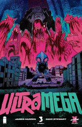 Image Comics's Ultramega by James Harren Issue # 3