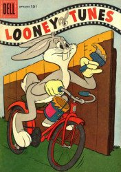 Dell Publishing Co.'s Looney Tunes and Merrie Melodies Comics Issue # 191b