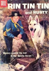 Dell Publishing Co.'s Rin Tin Tin Issue # 22b