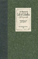 Flesk Publications's The Illustrated Call of Cthulhu Hard Cover # 1