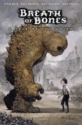 Dark Horse Comics's Breath of Bones: A Tale of the Golem TPB # 1