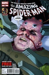 Marvel's The Amazing Spider-Man Issue # 698