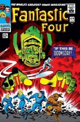 Marvel Comics's Fantastic Four Issue # 49
