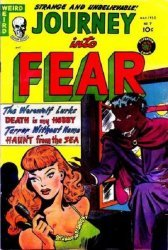 Superior Comics's Journey Into Fear Issue # 7