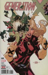 Marvel Comics's Generation X Issue # 9