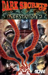 IDW Publishing's Infestation 2 Issue ashcan