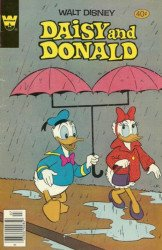 Gold Key's Daisy and Donald Issue # 38whitman