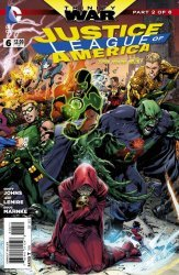 DC Comics's Justice League of America Issue # 6