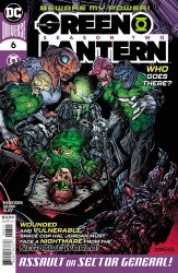 DC Comics's Green Lantern: Season Two Issue # 6