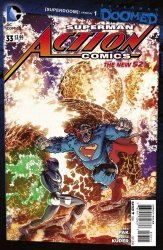 DC Comics's Action Comics Issue # 33